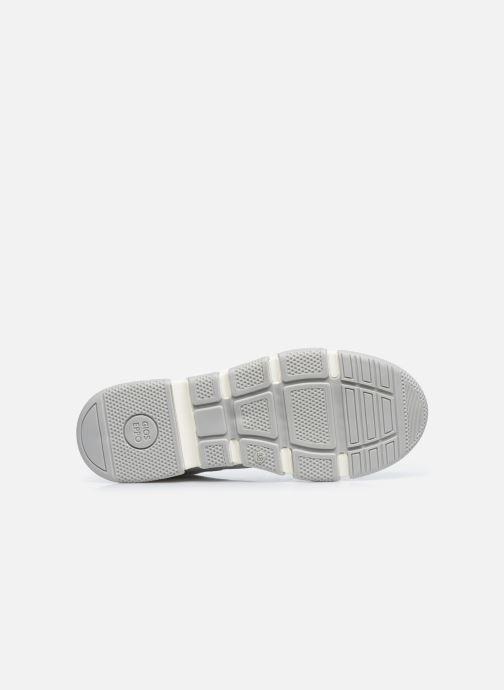 Sneaker Gioseppo BROSELEY weiß ansicht von oben