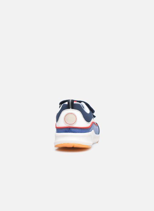 Baskets Gioseppo VISERBA Bleu vue droite