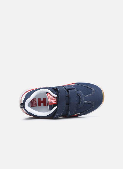 Sneaker Gioseppo VISERBA blau ansicht von links
