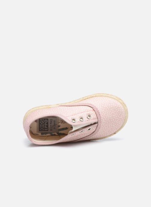Sneakers Gioseppo MAZAMET Roze links