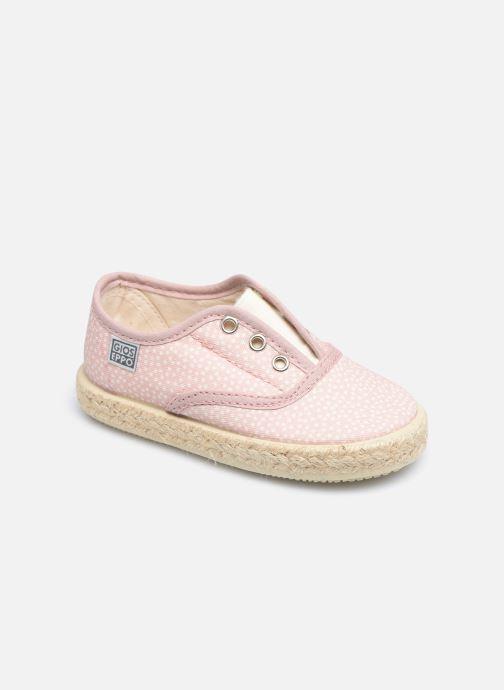 Sneakers Gioseppo MAZAMET Roze detail