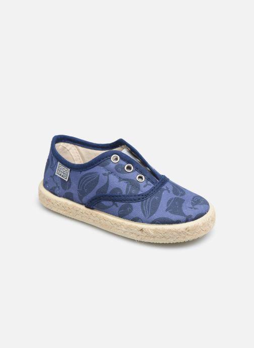Baskets Gioseppo MATHIEU Bleu vue détail/paire