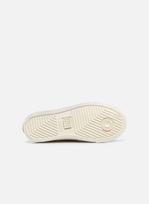 Sneaker Gioseppo OMEGNA gold/bronze ansicht von oben