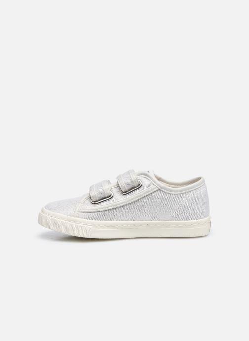 Sneaker Gioseppo OMEGNA silber ansicht von vorne