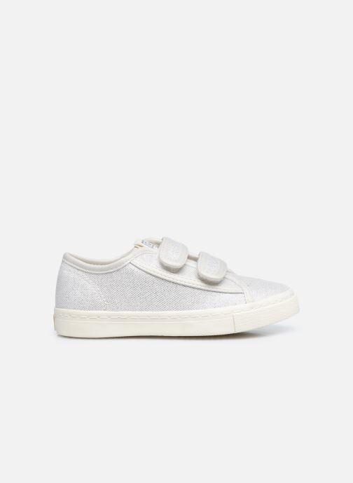 Sneaker Gioseppo OMEGNA silber ansicht von hinten