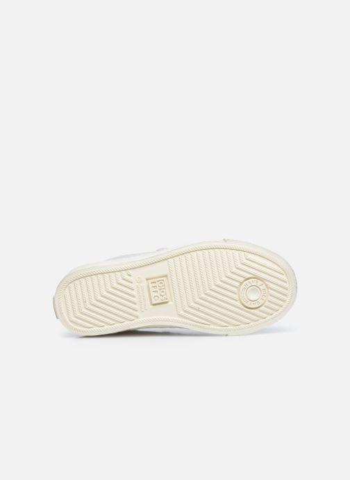 Sneaker Gioseppo OMEGNA silber ansicht von oben