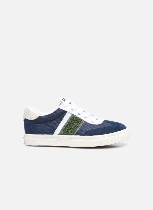 Sneaker Gioseppo BAKER blau ansicht von hinten