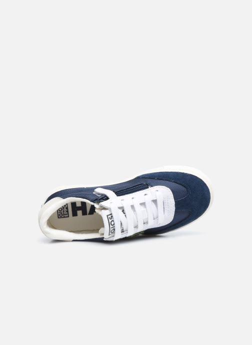 Sneaker Gioseppo BAKER blau ansicht von links