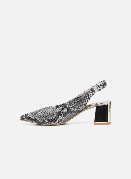 Zapatos de tacón Gioseppo WILNA Gris vista de frente