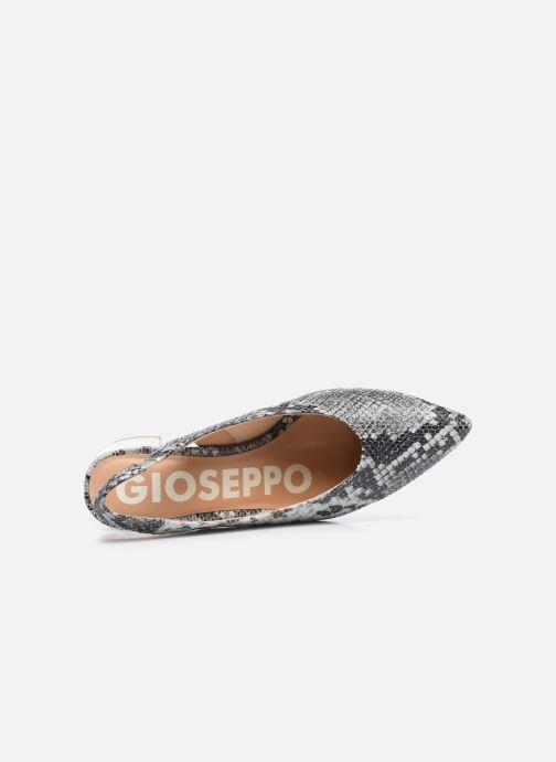 Zapatos de tacón Gioseppo WILNA Gris vista lateral izquierda