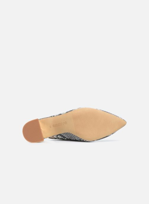 Zapatos de tacón Gioseppo WILNA Gris vista de arriba