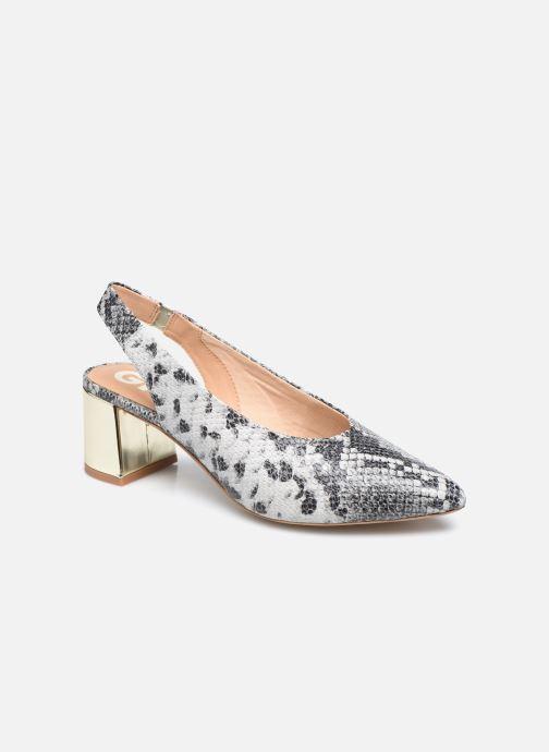 Zapatos de tacón Gioseppo WILNA Gris vista de detalle / par