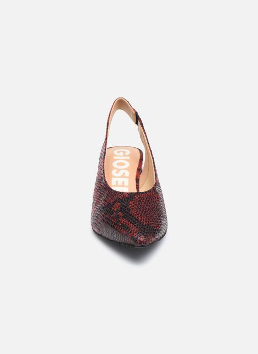 Zapatos de tacón Gioseppo WILNA Vino vista del modelo