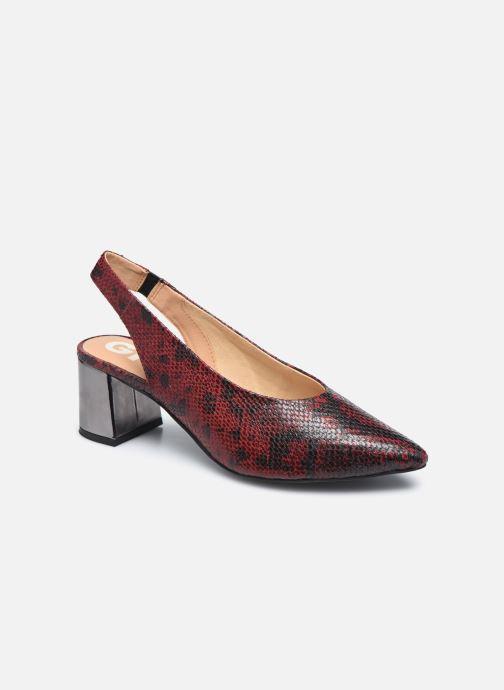 Zapatos de tacón Gioseppo WILNA Vino vista de detalle / par