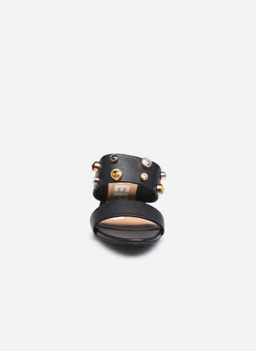 Clogs & Pantoletten Gioseppo BATAVIA schwarz schuhe getragen