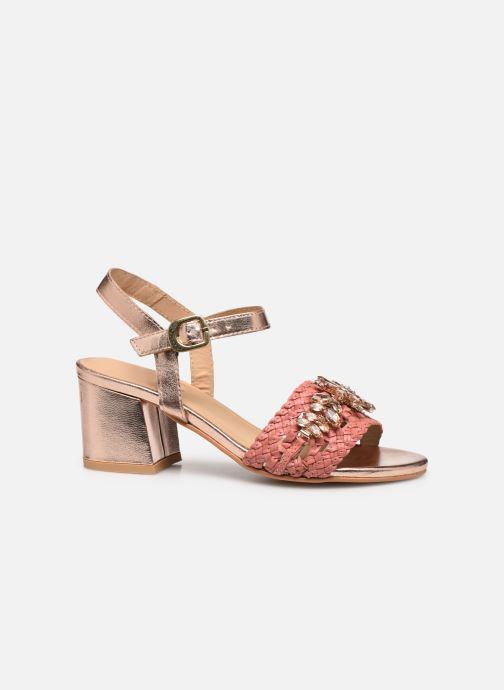 Sandali e scarpe aperte Gioseppo 45344 Rosa immagine posteriore