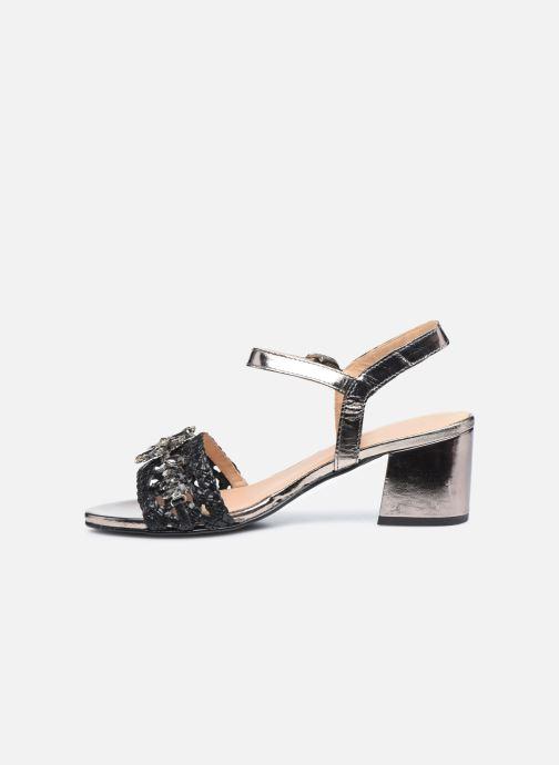 Sandali e scarpe aperte Gioseppo 45344 Argento immagine frontale
