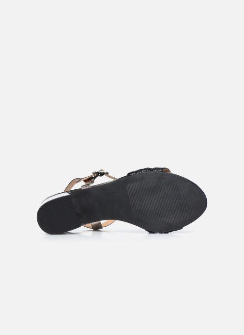 Sandali e scarpe aperte Gioseppo 45344 Argento immagine dall'alto