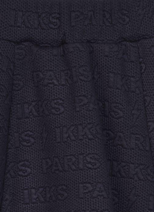 Tøj IKKS JUNIOR  Jupe XR27072 Blå se forfra