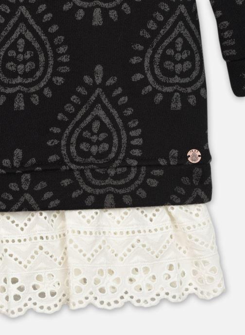 Vêtements IKKS JUNIOR  Robe XR30172 Noir vue face