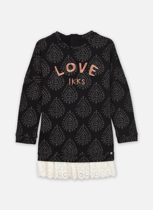 Vêtements IKKS JUNIOR  Robe XR30172 Noir vue détail/paire