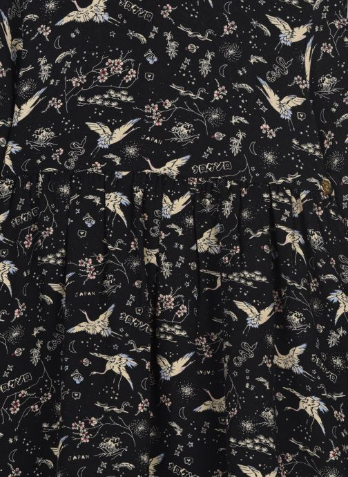 Vêtements IKKS JUNIOR  Robe XR30072 Noir vue face
