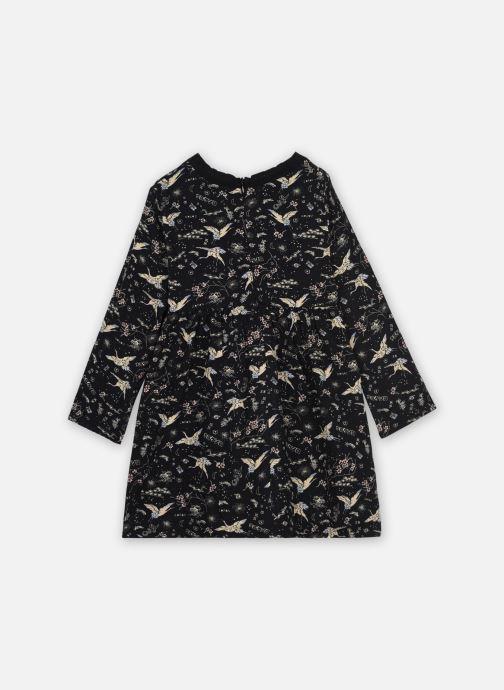 Vêtements IKKS JUNIOR  Robe XR30072 Noir vue droite