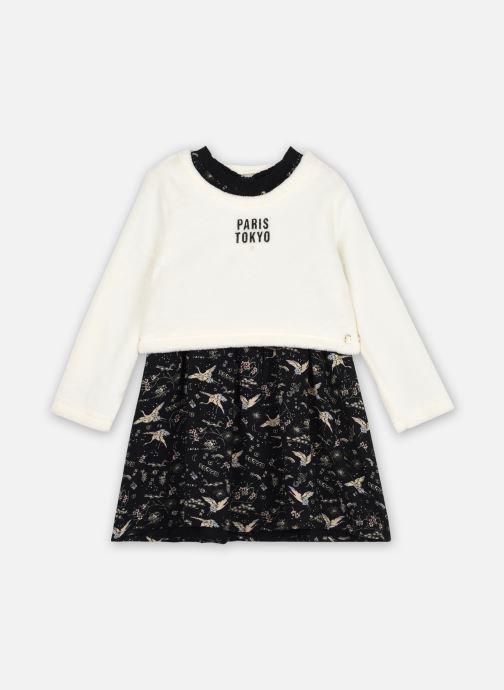 Vêtements IKKS JUNIOR  Robe XR30072 Noir vue détail/paire
