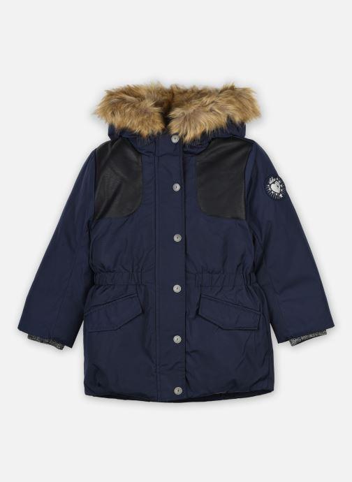 Vêtements IKKS JUNIOR  Parka XR49022 Bleu vue détail/paire