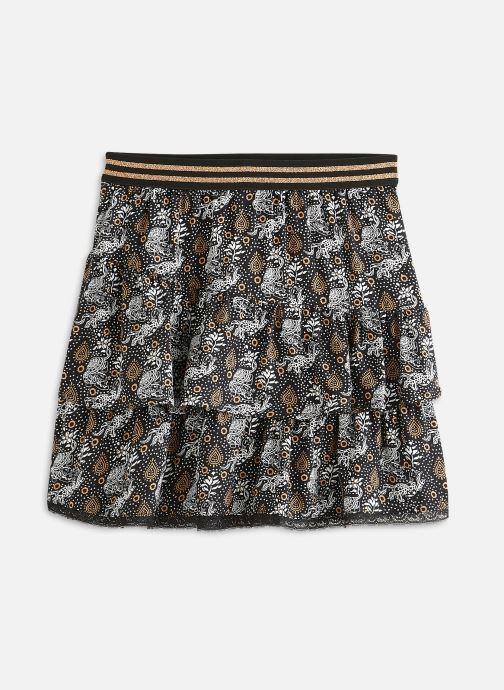 Vêtements IKKS JUNIOR  Jupe XR27082 Noir vue détail/paire