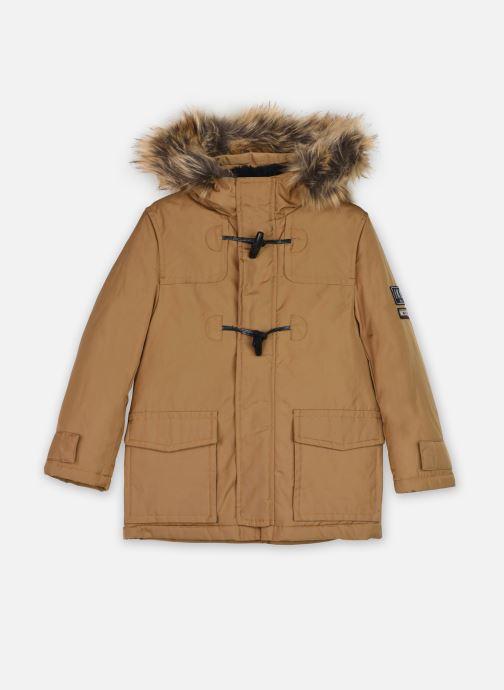 Vêtements IKKS JUNIOR  Parka XR42003 Marron vue détail/paire