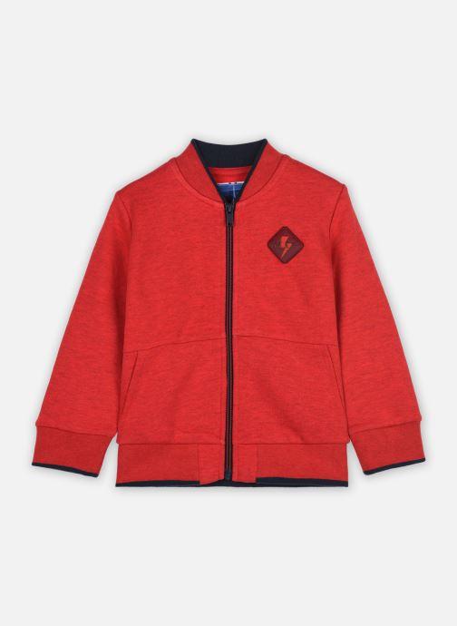 Vêtements IKKS JUNIOR  Cardigan XR17023 Rouge vue détail/paire