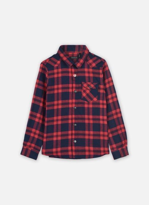 Vêtements IKKS JUNIOR  Chemise XR12033 Bleu vue détail/paire