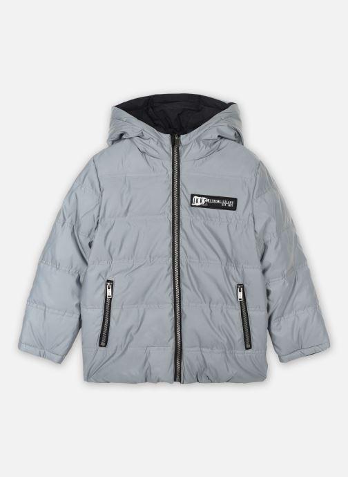 Vêtements IKKS JUNIOR  Doudoune reversible XR41053 Noir vue détail/paire