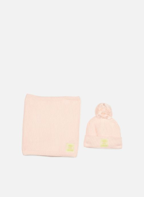 Bonnets IKKS JUNIOR  Divers XR99022.32 Rose vue détail/paire