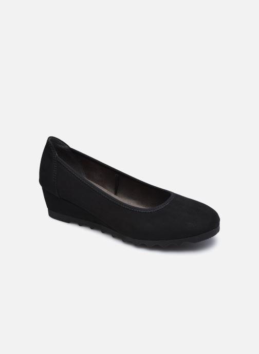 Bailarinas Jana shoes Ana Negro vista de detalle / par