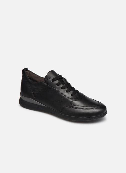 Sneaker Jana shoes Daniam schwarz detaillierte ansicht/modell