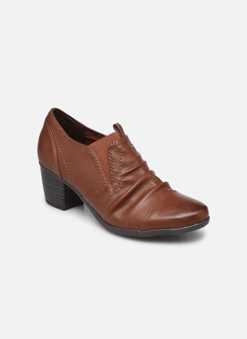 Stiefeletten & Boots Jana shoes Ivoli braun detaillierte ansicht/modell