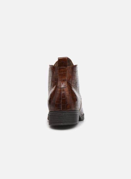 Boots en enkellaarsjes Jana shoes India Bruin rechts