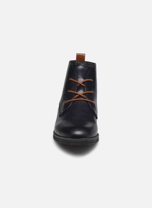 Stiefeletten & Boots Jana shoes India blau schuhe getragen