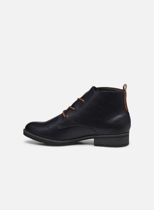 Stiefeletten & Boots Jana shoes India blau ansicht von vorne