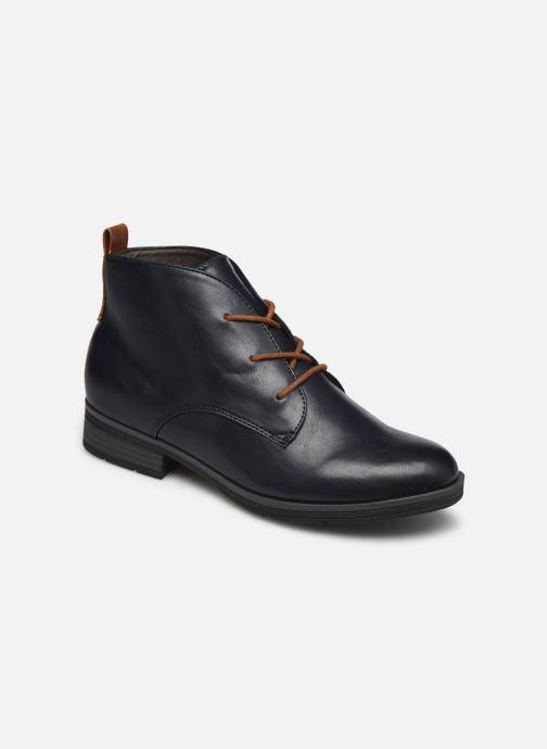 Bottines et boots Jana shoes India Bleu vue détail/paire