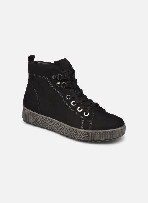 Botines  Jana shoes Miku Negro vista de detalle / par