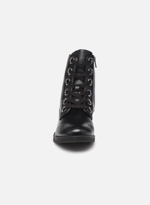 Botines  Jana shoes Serio Negro vista del modelo