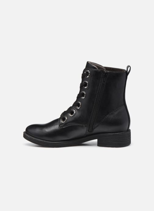 Botines  Jana shoes Serio Negro vista de frente