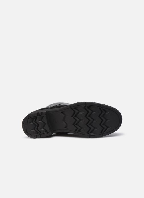 Botines  Jana shoes Serio Negro vista de arriba