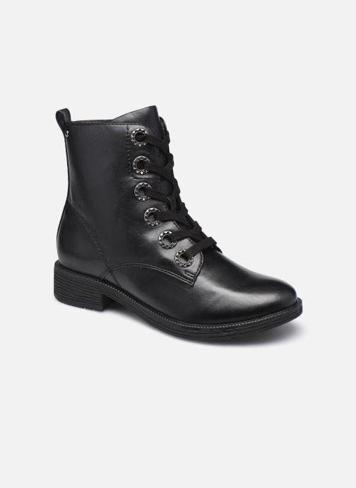 Botines  Jana shoes Serio Negro vista de detalle / par