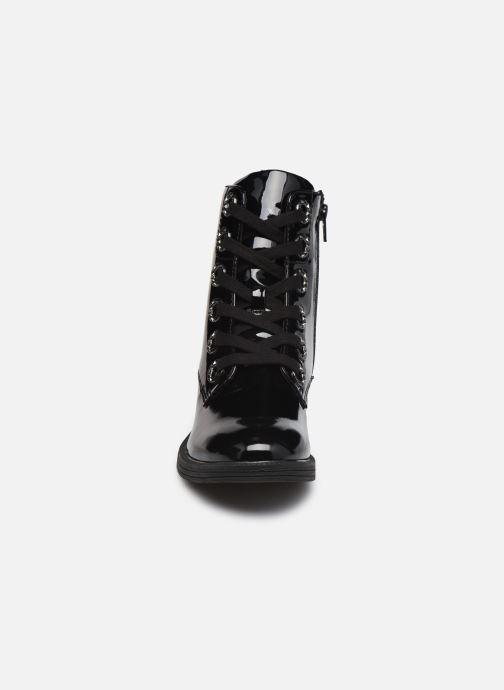 Bottines et boots Jana shoes Serio Noir vue portées chaussures