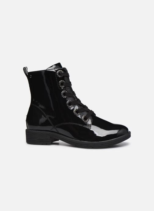 Boots en enkellaarsjes Jana shoes Serio Zwart achterkant