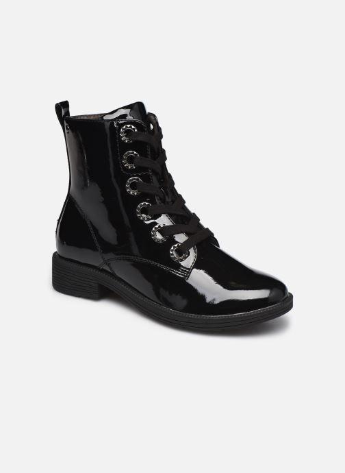 Boots en enkellaarsjes Jana shoes Serio Zwart detail